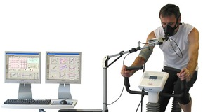 MasterScreen CPX ergospirometry system