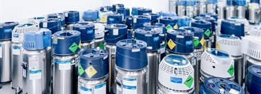 Liquid oxygen tanks